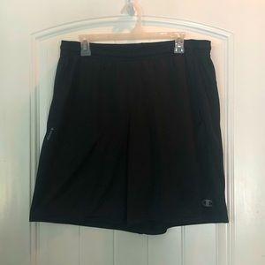 Champion performance vapor athletic shorts; XL